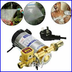 100With150W Electronic Automatic Home Shower Washing Machine Water Booster Pump