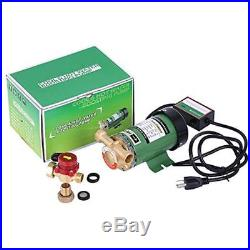 90W Power Water Pumps Pressure Booster For Home Shower/Washing Machine