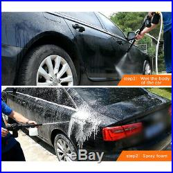 Car Washing Machine Cleaning Rechargeable Water Pump Portable Washer Device 12V