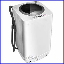 Full-Automatic Laundry Wash Machine Washer/Spinner WithDrain Pump