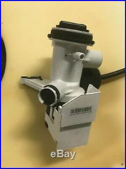 OEM Genuine WH23X10036 GE Washing Machine DRAIN PUMP ASSEMBLY (Pre Owned)