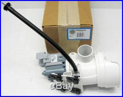 Washing Machine Water Drain Pump for Bosch ER00436440. Erp. Free Delivery
